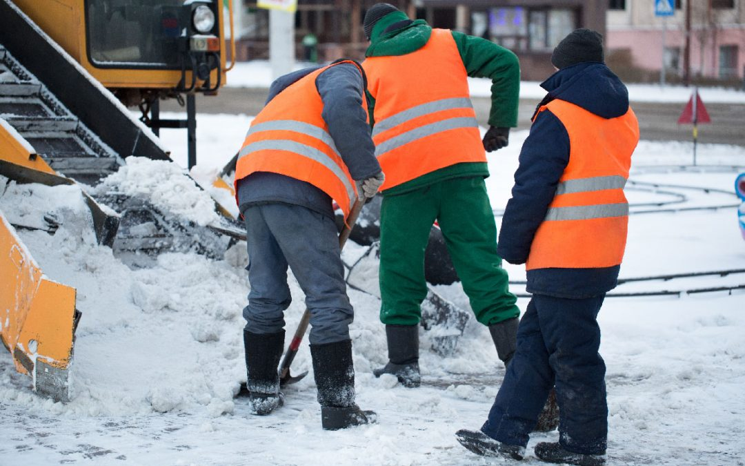SAFETY CORNER: Tips for working in frigid temps