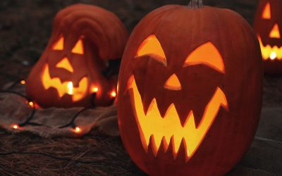 SAFETY CORNER: Pumpkin carving minus the gore